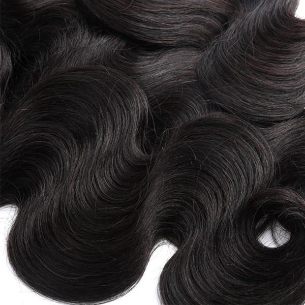 Unprocessed Virgin Human Hair Weave