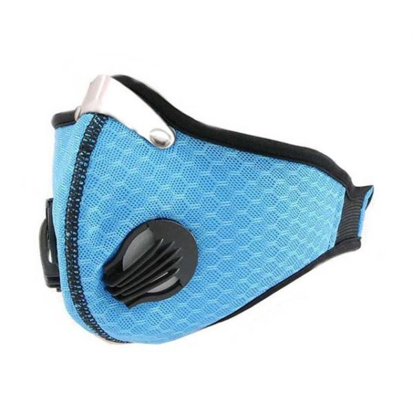 Activated Carbon Training Mask Cycling Face Masks Men Women Filter Face Carbon Bicycle Bike Mascarilla Polvo Masks